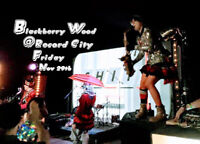 Blackberry Wood is back at Record City November 29!!