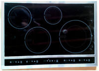 30'' Electrolux 4 zone induction cooktop