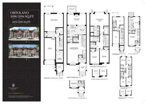 Brand New Townhouse 3 Bed 3 Bath Major Mack/Weston For Rent