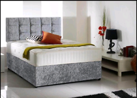 Bespoke made Divan beds & mattress available in all sizes