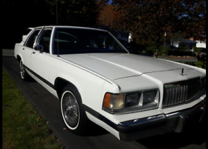 1990 Ford Mercury Grand Marquis