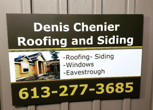 hiring full-time roofing and siding labor/installer