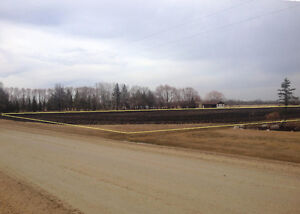 20 Acres on Beautiful Willowdale Road, RM of Springfield