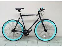 Muddyfox fixie bike 60cm frame new
