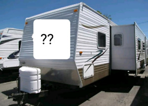 WANTED: Travel trailer