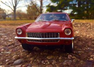 1/18 1972 Chevy Vega diecast