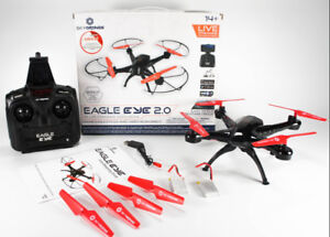 Drone Skydrones Eagle Eye 2.0 Live-Streaming