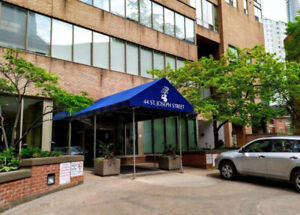 1+1 Bedroom in the heart of downtown (Bay & Wellesley) for rent