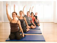 PILATES in Ealing Hanwell area