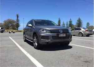 2013 Volkswagen Touareg Wagon **12 MONTH WARRANTY** Coopers Plains Brisbane South West Preview