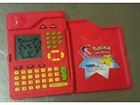 ORIGINAL POKEDEX TIGER ELECTRONICS POKEMON 1998