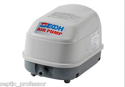 SECOH SLL-40 LPM SEPTIC AIR PUMP NEW FAST FREE SHIPPING