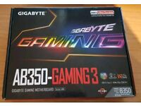 Gigabyte AB350 Gaming 3 Motherboard