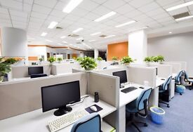 COMMERCIAL, OFFICE, ONE-OFF, AFTER BUILDERS, SPRING, END OFF TENANCY FROM £9 PER HOUR