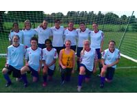 SOUTH LONDON WOMENS FOOTBALL CLUB LOOKING FOR EXPERIENCED PLAYERS WOMENS/LADIES FOOTBALL/SOCCER