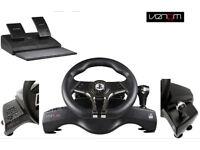 PlayStation Universal Steering Wheel PS3 & PS4
