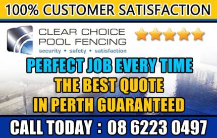 Top Glass Pool Fencing Service With Unbeatable Quote!