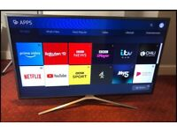 """Samsung UE40K5500 LED Full HD 1080p Smart TV, 40"""" with Freeview HD"""