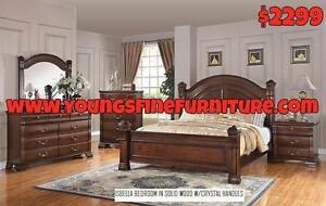 8PC QUEEN SIZE BEDROOM SET ON SALE FROM $849 LOWSET PRICES PRICE GUARANTEE