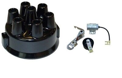 Delco-remy Distributor Cap Ignition Kit Moline G900 G950 G1000 G1050 Gvi