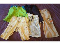 Boys shorts 9-10