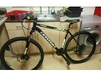 Cannondale trail 7 29er hardtail