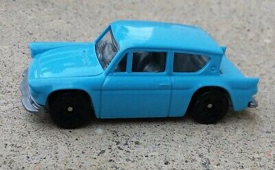 Hot Wheels Harry Potter Weasleys Flying Ford Anglia 105E from exclusive set only