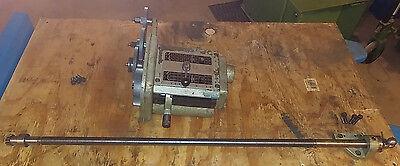 Emco Maximat Standard Lathe Norton Threading Gearbox Et Al 0615
