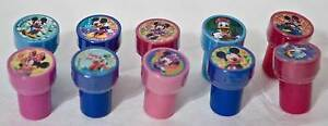 Disney-Mickey-Minnie-Daisy-Goofy-Donald-10-Stamps-Party-Favors