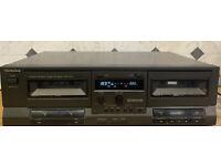 Technics Kassetten Deck rs-tr474/Mark II Dolby B C HX Pro