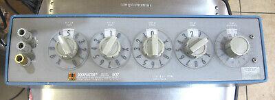 Dekapacitor - Dc57 5 Decade Capacitor 500v