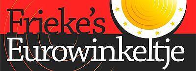 Frieke's Eurowinkeltje.
