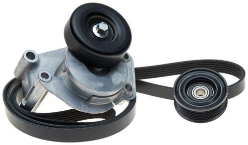 Serpentine Belt Drive Component Kit-Accessory Belt Drive Kit Gates 90K-38102