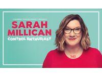 Sarah Millican - Aberdeen 20/7/18