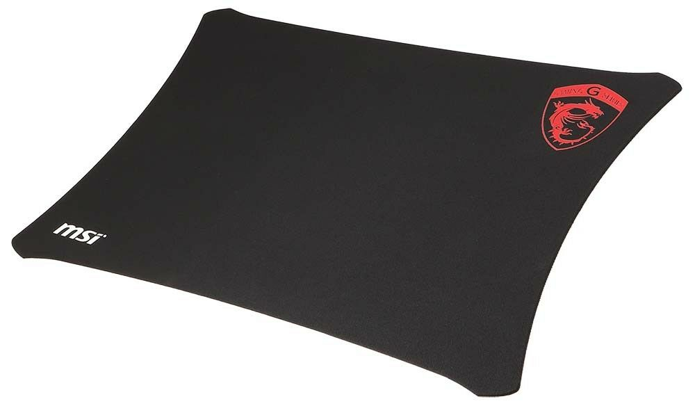 Water Repellent Silicone-Based MSI Sistorm GAMING Mouse Pad