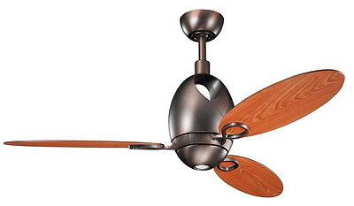 Kichler Bronze Fan (Oil Brushed Bronze 52