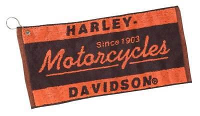Harley-Davidson Motorcycle Bar Towel HDL-18502