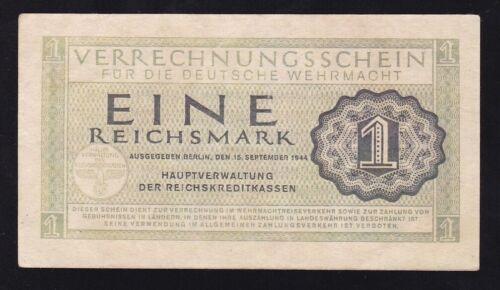 GERMANY ------ 1  MARK  1944 ------ VF ------