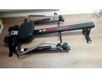 Manuel rowing machine