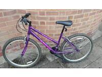 New Mountain bike ladies girls