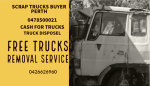 Wanted: Trucks- Cash For Trucks- Max Car Removal Wanneroo Wanneroo Area Preview