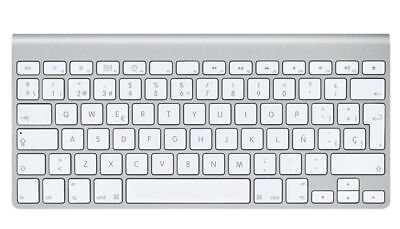 Apple Wireless Keyboard (Spanish)