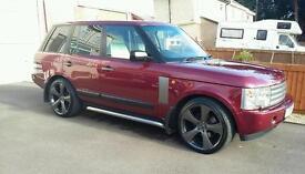 Range Rover Vogue Diesel TD6 2003 Superb condition