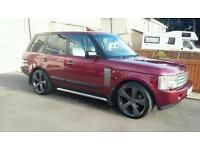 Range Rover l322 Vogue Diesel TD6 2003 Superb condition