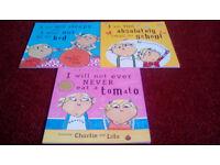 10 brand new children's books by Lauren Child