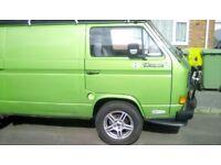 VW T25 van for sale