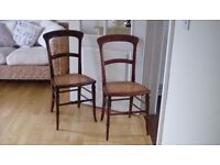 Dining room/bedroom chairs