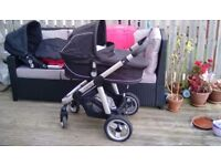 iCandy Apple Pushchair and Pram top