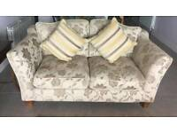 2 x 2 seater sofas available