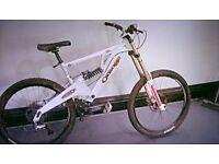 ORANGE Patriot 'Downhill Bike' 2007